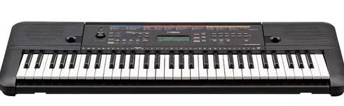 Teclado Yamaha Psre263 5/8 C/fonte