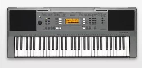 Teclado Yamaha Psre353 Sensitivo 5/8 C/fonte