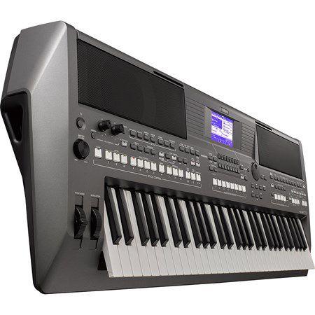 Teclado Yamaha PSRS670 5/8 Com Fonte