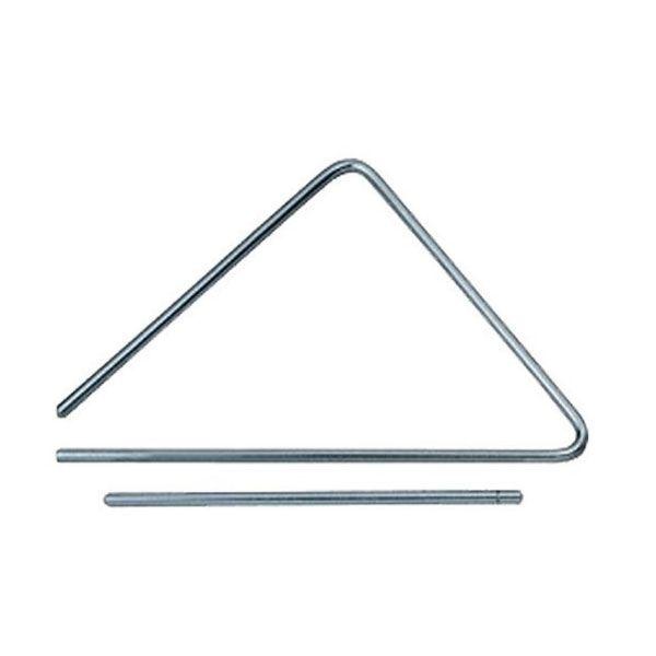 Triangulo C.Ibanez TRIAN40AL Forro Aluminio 40CM X 10MM Alumínio