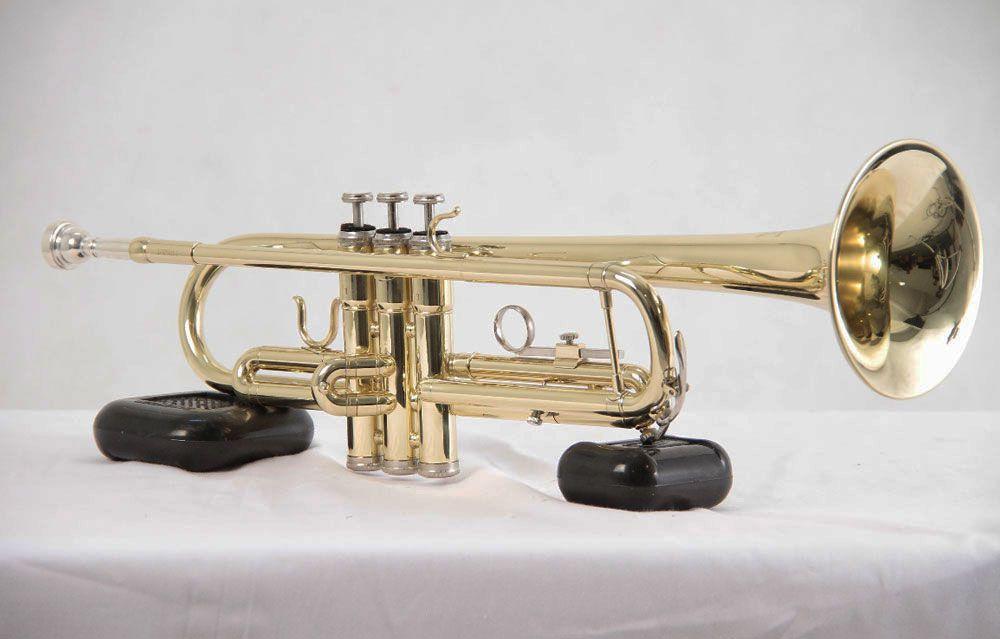 Trompete Schienffer  SCHTP001 Sib Laqueado