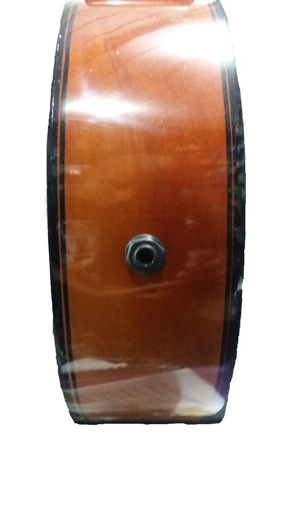 Viola Passion  Caipira Cinturada Eletrica Natural
