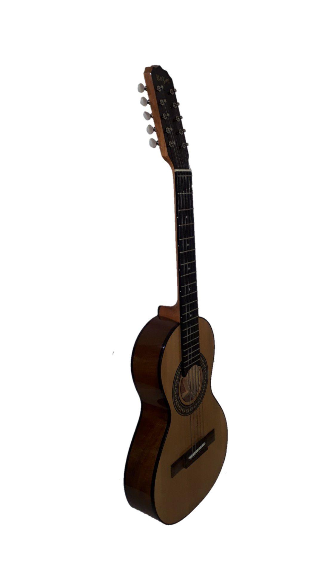 Viola Rozini Rv151acn 10c Caipira Acústica