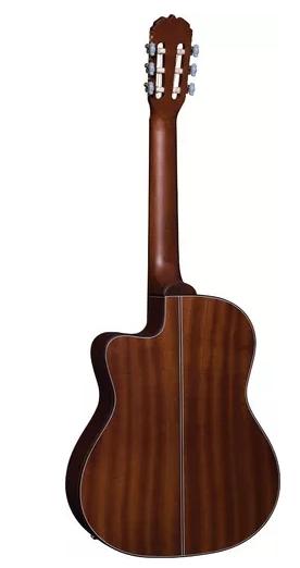 Violao Eagle Ch800 Nylon Classico.elet.6control.cut.afin. Na