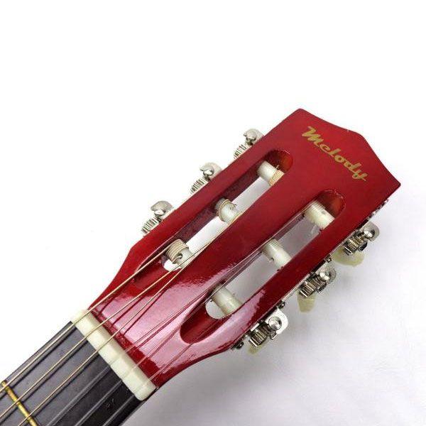 Violão Melody ASN1502 Nylon Clássico Acústico Cutway Natural