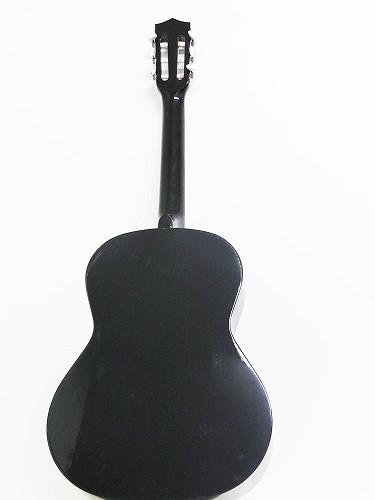 Violão Tonante Estudante  TAG39BK Nylon Classico Acustico Preto