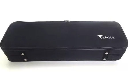 Violino Eagle Evk744/ev650 Vazado Eletriico 3controles Saldo