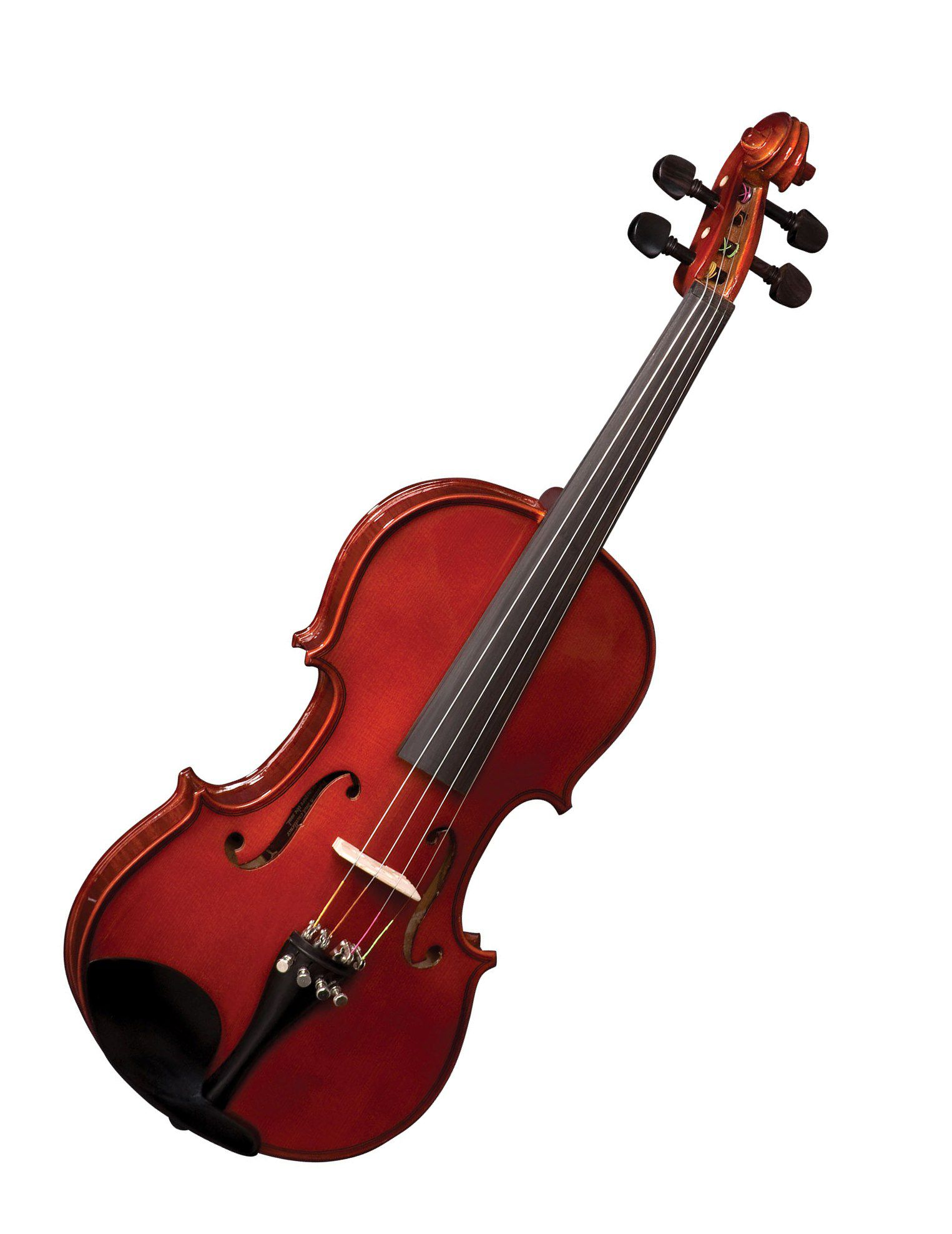 Violino Eagle Ve144 4/4 Rajado Semi Profissional Completo