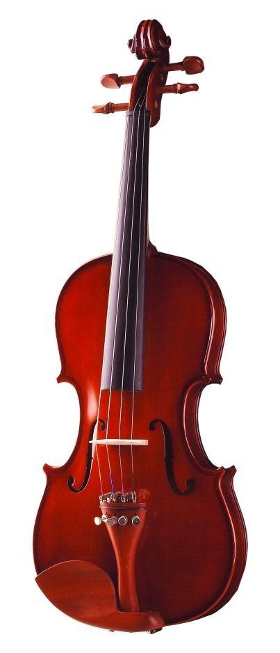 Violino Michael Vnm46 4/4 Flame Maple C/2 Arco E Espaleira