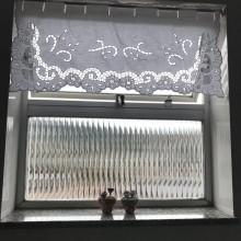 Bandô Bordado Richelieu 1,25x0,35 cm Percal 230 Fios 01 Folha Miudinho