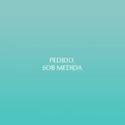 CORTINA BORDADO RICHELIEU PATROCÍNIA 0,85 x 1,00 M (01 FOLHA)