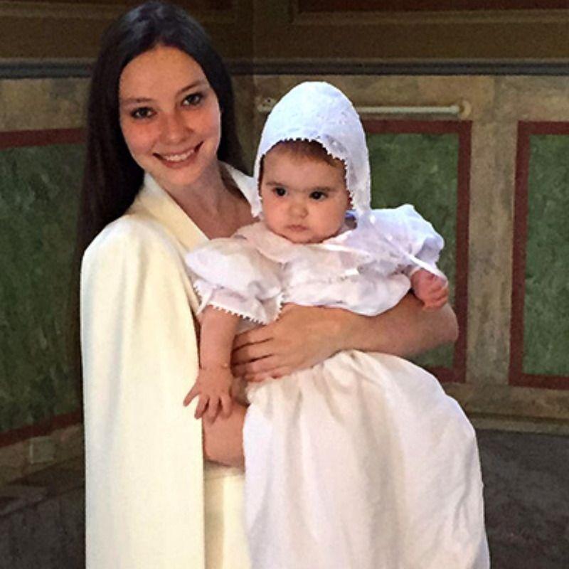 Touca para Batizado em Renda Renascença  - Bordados do Ceará - Jutnet