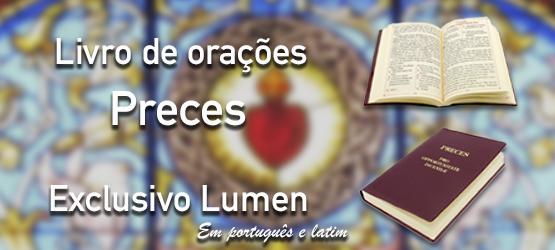 livro de orações preces