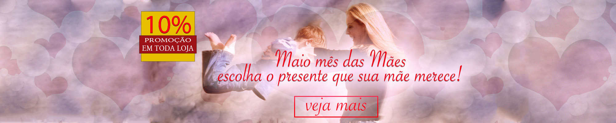 Banner Homepage Maio mes das Maes