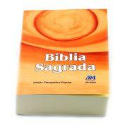 Bíblia Sagrada Edição Catequética Popular - Ave Maria