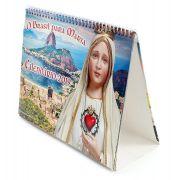 Calendário de Mesa  2019 - Nossa Senhora de Fátima
