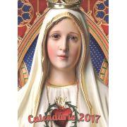 Calendário de Parede Nossa Senhora de Fátima 2017