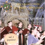 CD Os Mais Belos Cânticos Natalinos - Vol. I - populares