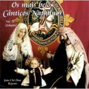 CD Os Mais Belos Cânticos Natalinos - Vol. IV - Seleções