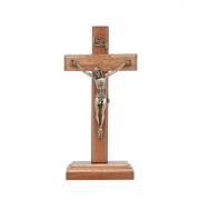 Crucifixo de Mesa 12cm OV