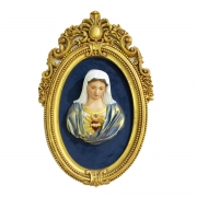 Imagem Busto Imaculado Coração de Maria
