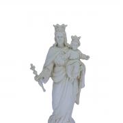 Imagem Escultura Nossa Senhora Auxiliadora 14cm