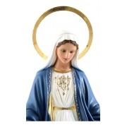 Imagem Escultura Nossa Senhora Das Graças 30cm