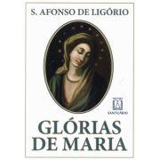 Livro - Glórias de Maria