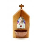 Pia de água Benta Nossa Senhora de Fátima