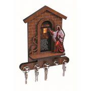 Porta Chaves Jesus Bate à Porta