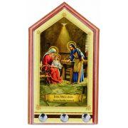 Porta-Chaves Sagrada Família para parede