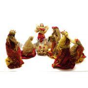 Presépio Sagrada Família - 10 peças