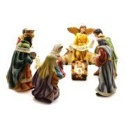 Presépio Sagrada Família - 11 peças - 15cm