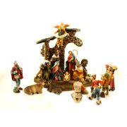 Presépio Sagrada Família - 16 peças - 30cm