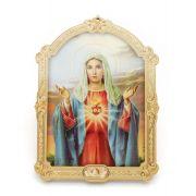 Quadrinho Húngaro - Imaculado Coração de Maria
