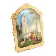 Quadrinho Húngaro - Nossa Senhora de Fátima - 14cm