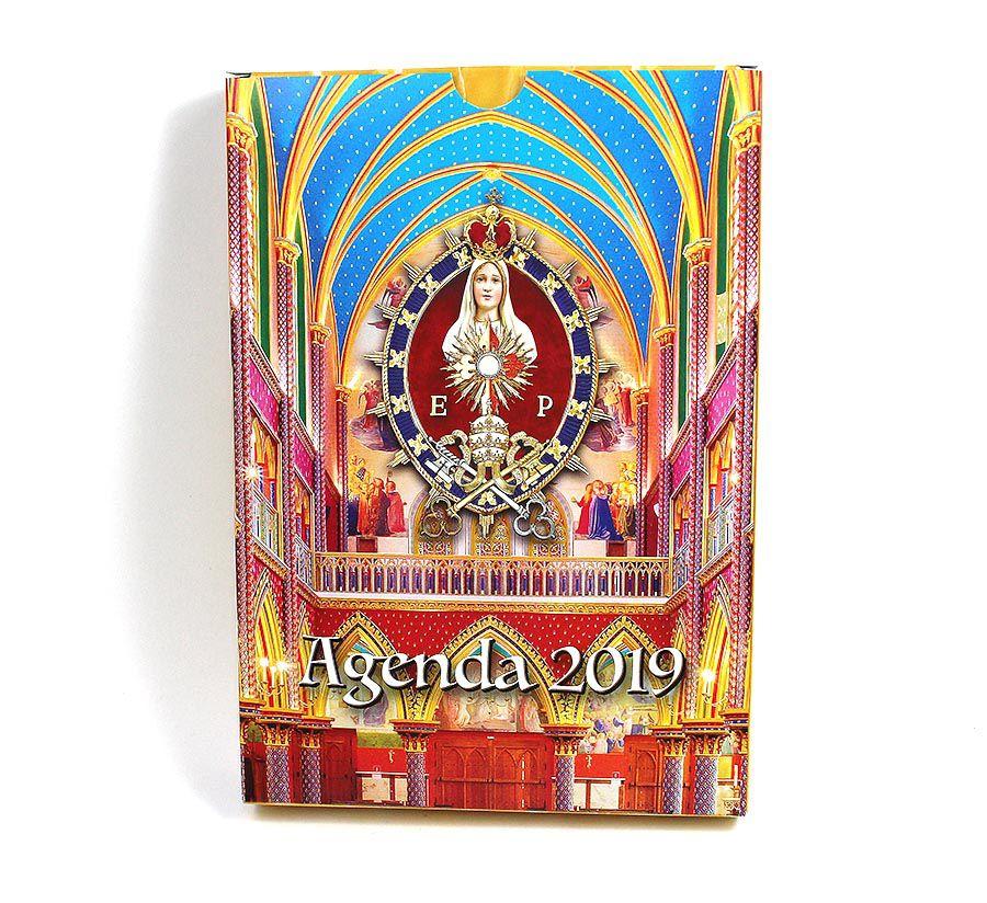 Agenda 2019 - Arautos do Evangelho