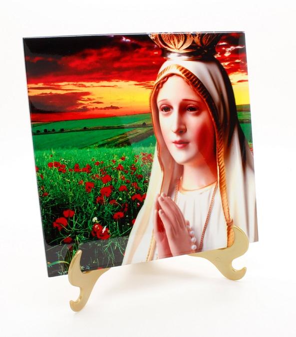 Azulejo Sublimado Nossa Senhora De Fátima 2