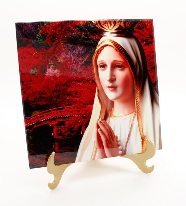 Azulejo Sublimado Nossa Senhora De Fátima 4