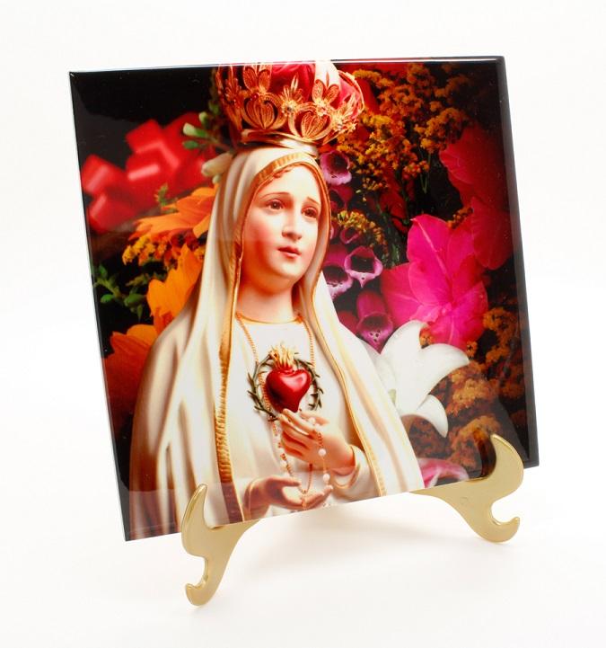 Azulejo Sublimado Nossa Senhora De Fátima 5