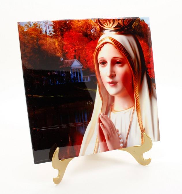 Azulejo Sublimado Nossa Senhora De Fátima 6