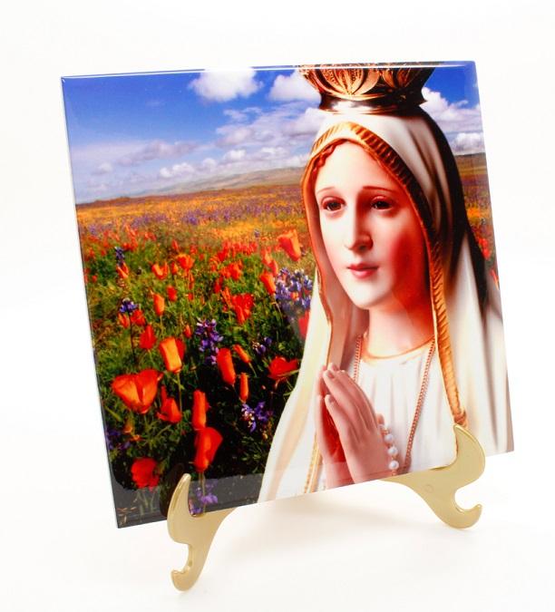 Azulejo Sublimado Nossa Senhora De Fátima 7