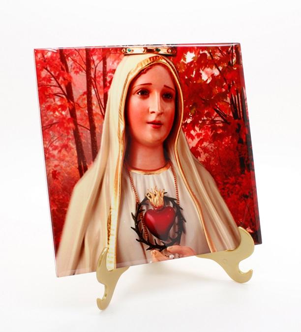 Azulejo Sublimado Nossa Senhora De Fátima 9