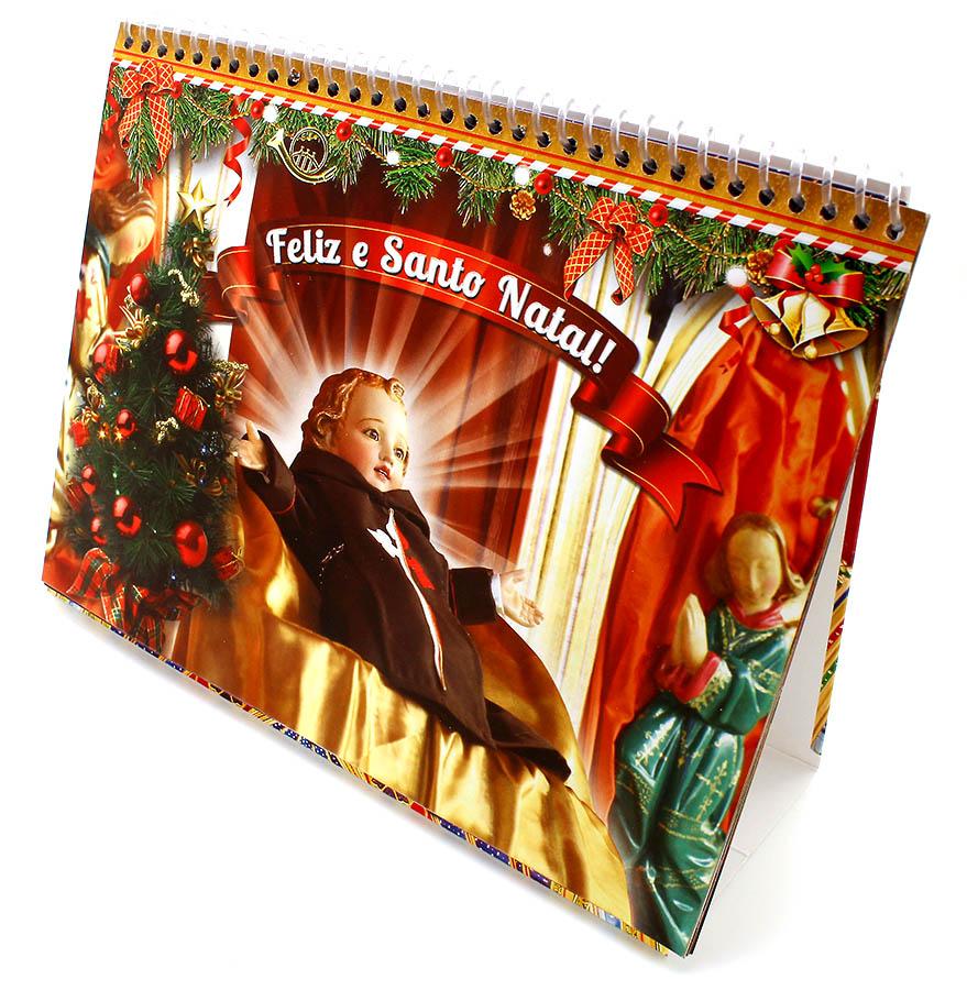 Calendário de Mesa  2017 - Nossa Senhora de Fátima