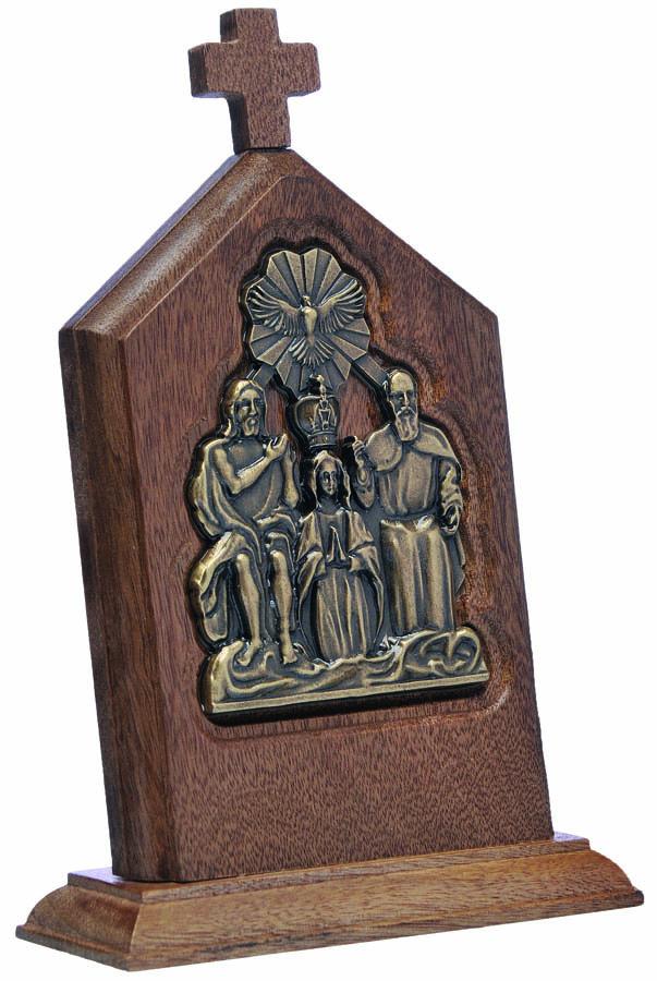 Capelinha Divino Pai Eterno 16cm