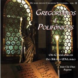 CD Os Mais Belos Cânticos Natalinos - Vol. II - Gregorianos e Polifônicos