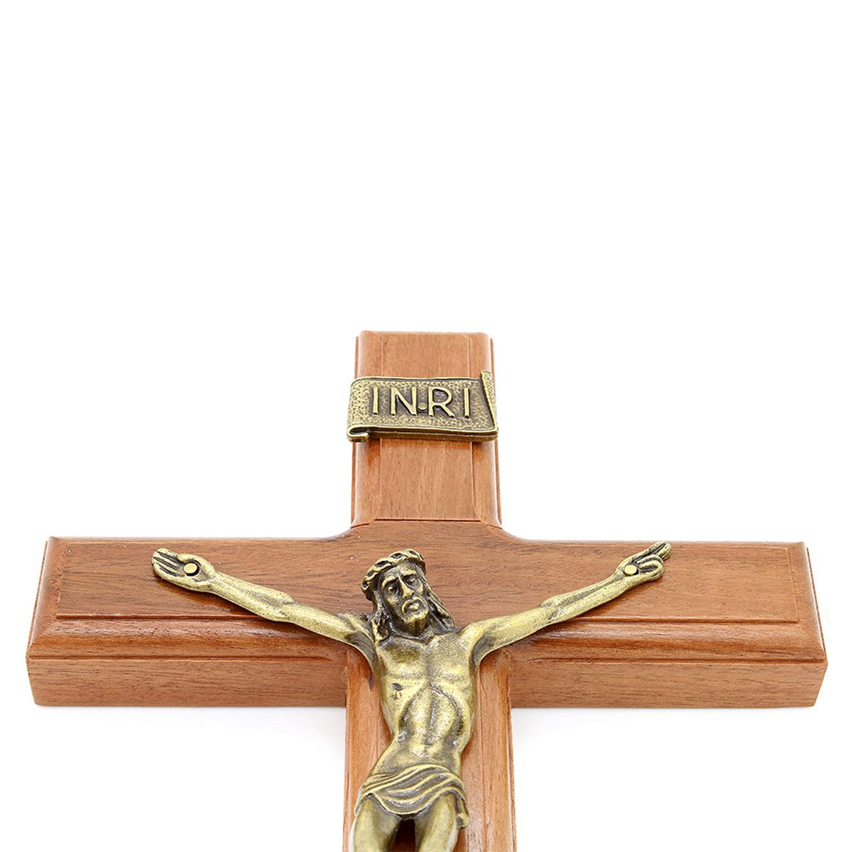 Crucifixo Madeira - 26cm