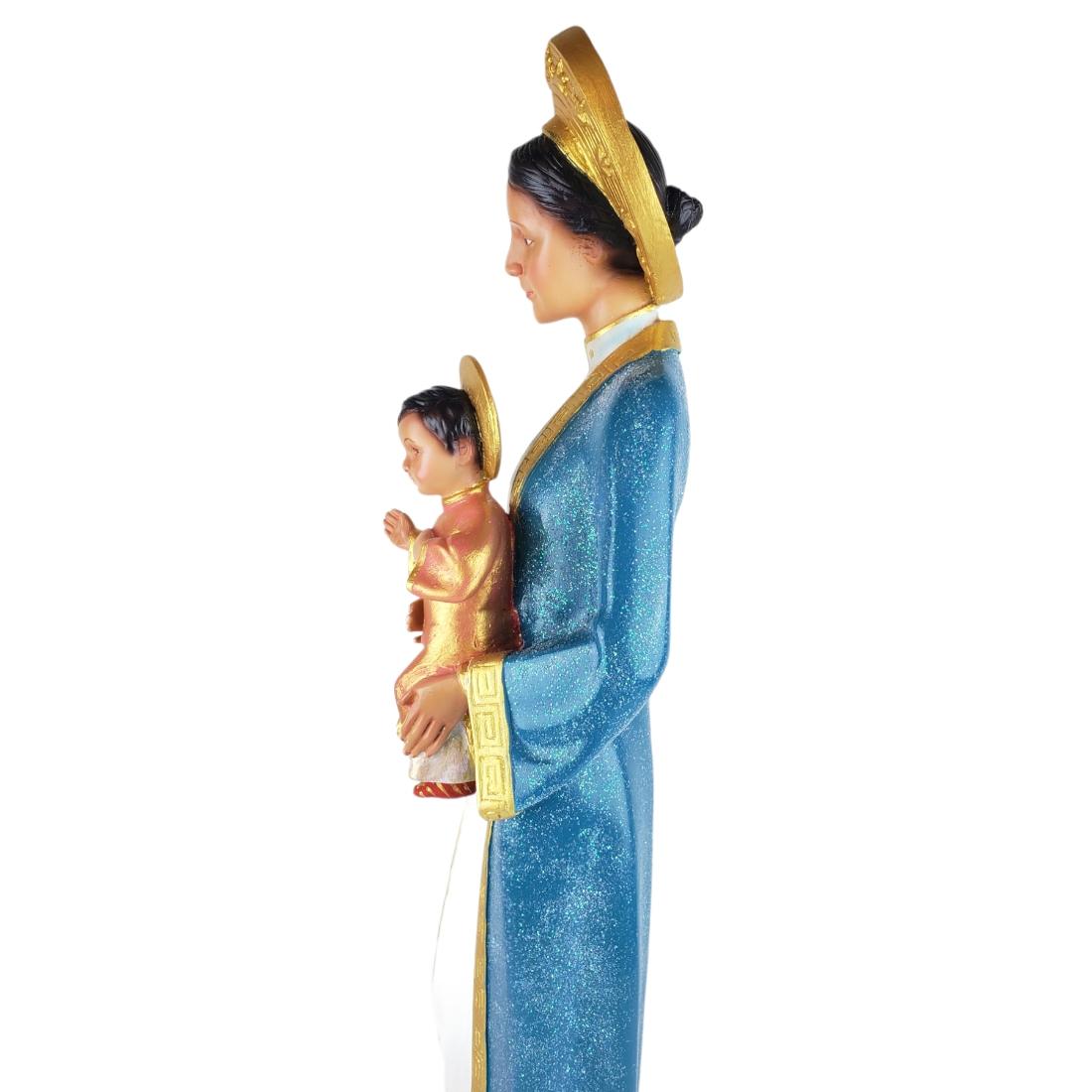 Escultura Nossa Senhora de La Vang Padroeira do Vietnã