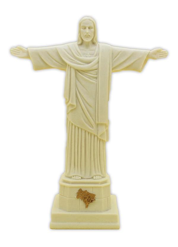 Imagem Escultura Cristo Redentor - 17cm