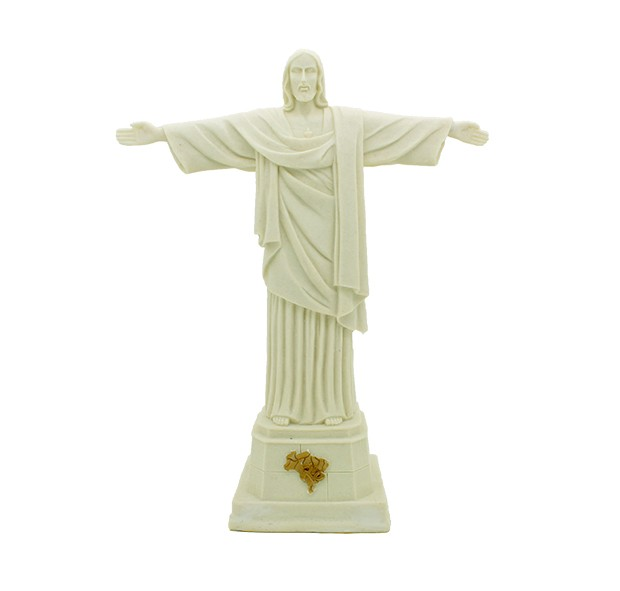 Imagem Escultura Cristo Redentor - 22cm